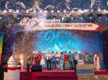 ON THE 20TH ANNIVERSARY ESTABLISHED, GS BATTERY VIETNAM HOLD SUCCESSFULLY THE 6TH FAMILY FESTIVAL