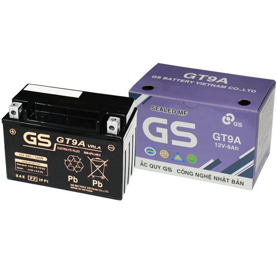 MF Battery GT9A (12V-9Ah)