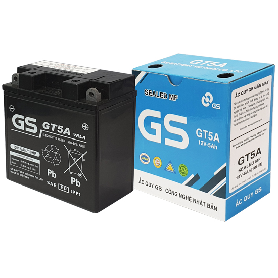 MF Battery GT5A (12V-5Ah)